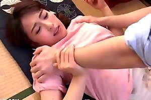 Japanese Stepmom Yuri Sasahara Gets Fucked By Horny Stepson  xxx video bit.ly/2KQI3VS