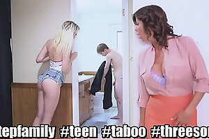 FILTHY FAMILY - Squirting Lessons For Chloe Cherry From Stepmom Alexis Fawx