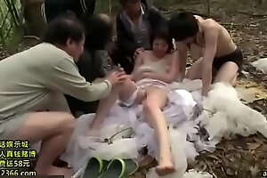 Asian brides violently fucked - She doesn't like it