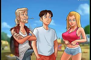 Summertime Saga Part 13- Roxxy's route