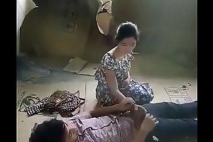 Myanmar Traditional Couple 1