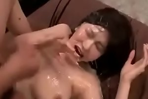 Chinese fuck and cum