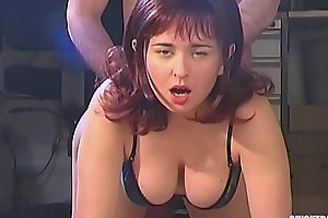 Condom Cum Swallowing &amp_ Bareback Dirty Ass-to-Mouth: Anal Assfucking Humiliation from Britney Swallows'_ Vintage Teen Archives (1999-2019)