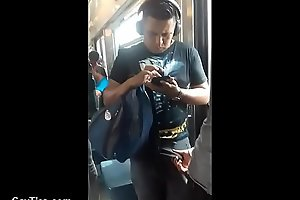 Sex on a public subway Compilation