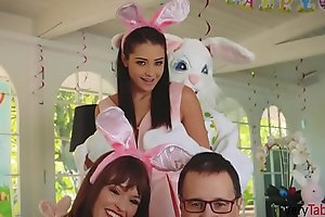 MY EASTER BUNNY HAS A BIG DICK