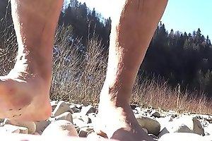 true balls in winter