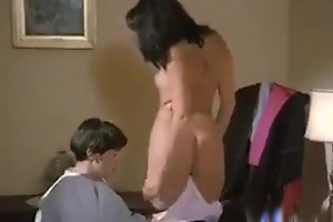 Mom and son vintage sex video