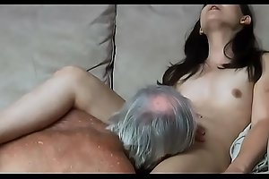 Daddy almost caught my uncle fucking me in the ass