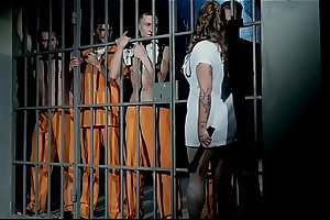 Police woman have very hard threesome in prison ---- xxx  2&deg_ part free here www.sweetdreams69.site