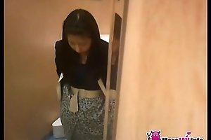 Voyeur Toilet xxx video