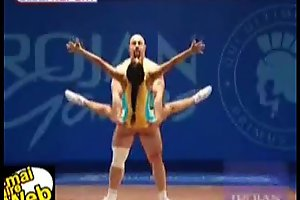 Gymnastique sexe wtf pleasure