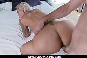 MYLF - Stepmom Bangs Skater Stepson
