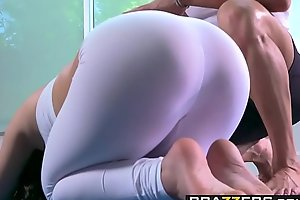 Brazzers - Big Butts Like It Big - Kimber Woods with the addition of Jean Val Jean -  Yoga Freaks Wager Six