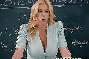 Brazzers - Big Tits at Tutor - College Dreams scene vice-chancellor Alexis Fawx Bailey Brooke &_ Danny