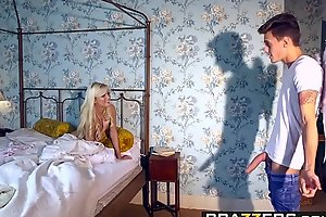 Brazzers - Teens Take a shine to It Big - Candee Licious Chris Diamond - The Dick Fairy