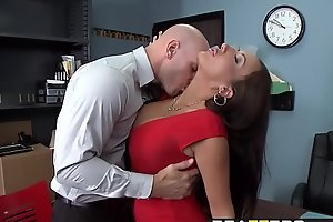 Brazzers - Big Tits at Counterfeit -  Calling In A Dick Swain scene starring Richelle Ryan and Johnny Sins