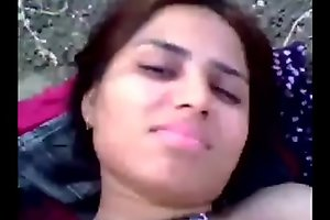 Muslim girl fuck with their way old hat modern just about to the forest. Delhi Indian sex video