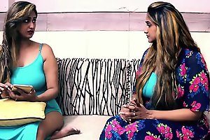 Chap-fallen Hot Desi Tolerant Famous About Bosom increased by Cleavage