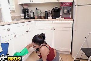 BANGBROS - My Dirty Freulein Michelle Martinez Sucks My Cock Clean