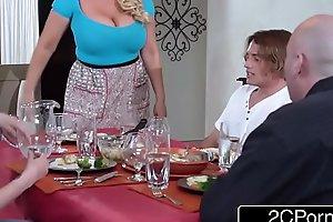 Bored Married MILF Karen Fisher Steals Her Daughter'_s Boyfriend for Casual Fun