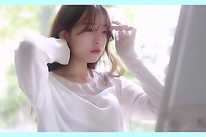 超好看的韩国小姐姐日常写真6 @微声【91报社】