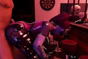 Widow Overwatch Sex Scenes Collection SFM