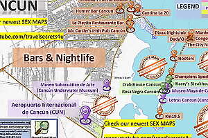 Cancun, Mexico, Sex Map, Street Prostitution Map, Massage Parlours, Brothels, Whores, Escort, Callgirls, Bordell, Freelancer, Streetworker, Prostitutes, Threesome