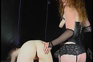 Kat Lixxx and Daisey Phoenix arrange an orgy in their female house