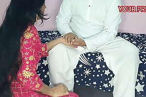 NEW YEAR पार्टी से आयी प्रिया को ससुर ने जबरदस्ती सिर पकड़ कर लंड चूसाया फिर पटा कर जबरदस्त चौदा । साफ हिंदी आवाज में